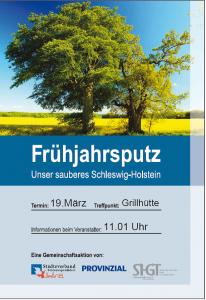 Putztag Baum 2016
